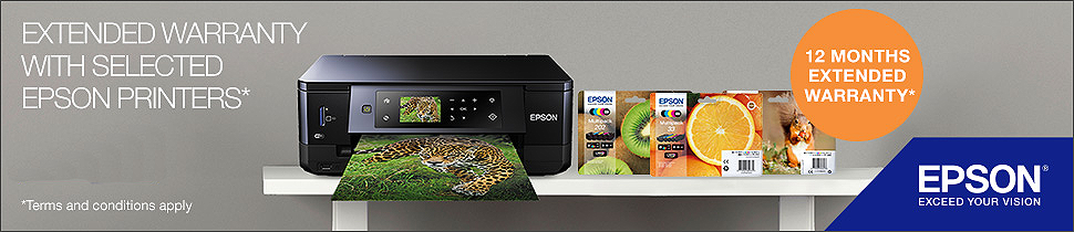 Epson 12 Month Extended Warranty